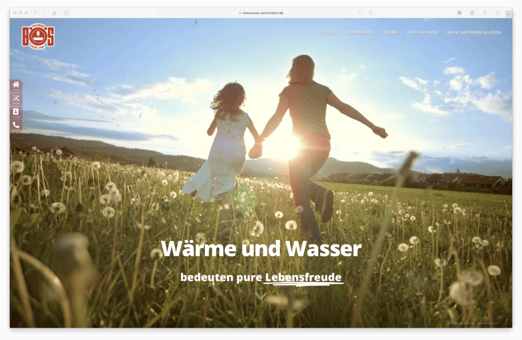 Webdesign Bös GmbH Schorndorf